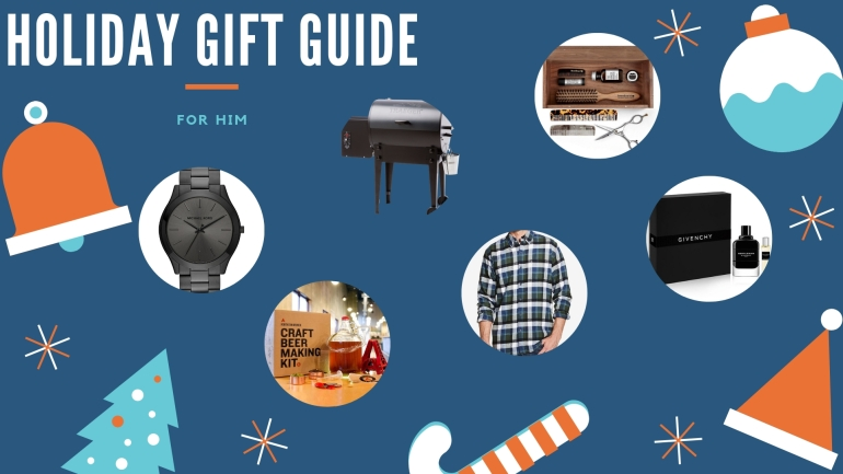 Gift Guide For Him
